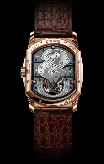 Engine One Tourbillon, Chopard.