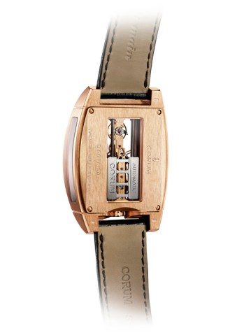 Corum Golden Bridge.