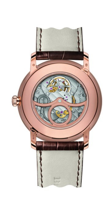 Blancpain Villeret Collection Carrousel Phases de Lune.