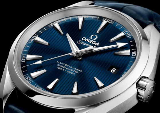Seamaster Aqua Terra Master Co-Axial
