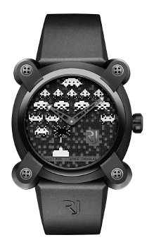 RJ-Romain Jerome Space Invaders®