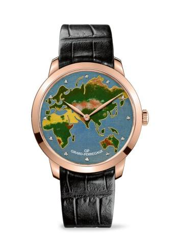 "GIRARD-PERREGAUX ""The Map"""