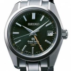 Petite Aiguille Prize: Seiko Grand Seiko Hi-Beat 36000 GMT