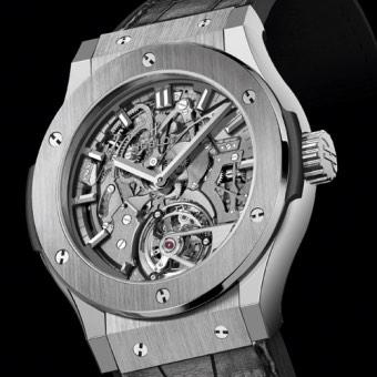 Striking Watch Prize: Hublot Classic Fusion Cathedral Tourbillon Minute Repeater