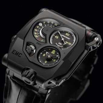 Mechanical Exception Watch Prize: Urwerk EMC