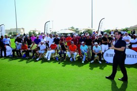 Audemars Piguet Golf Day