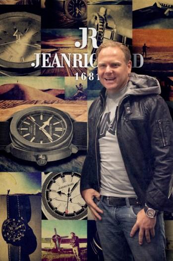JEANRICHARD Wallenda Terrascope