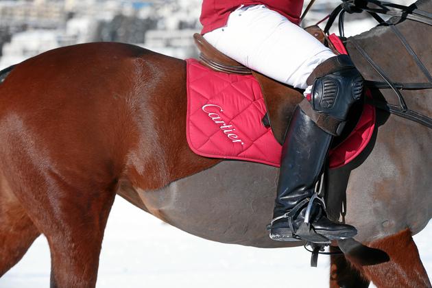 Snow Polo World Cup St. Moritz: Badrutt's Palace Hotel vs. Cartier