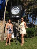 Maria Cortés Marketing & PR y Michelle Pell, Brand Manager RADO México