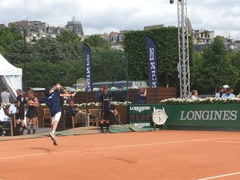 LONGINES FUTURE TENNIS ACES 2015