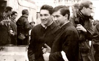 Pedro y Ricardo Rodríguez.