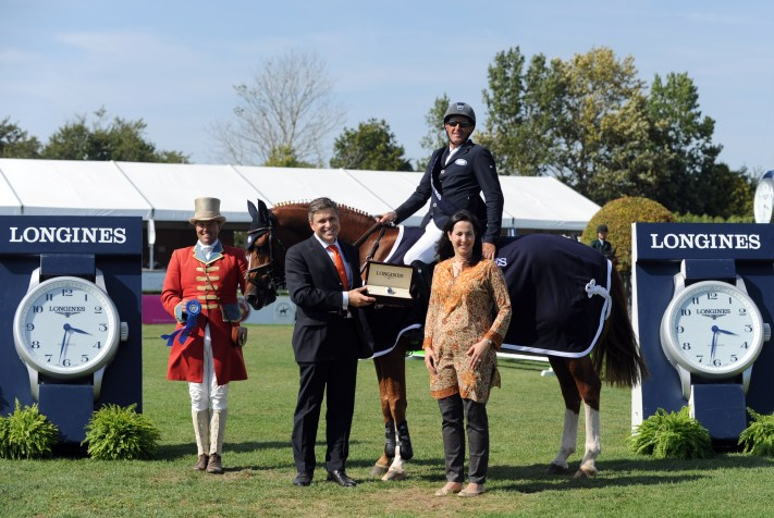 Longines, Official Partner of the Hampton Classic Horse Show