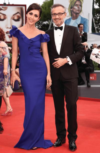 Laurent Vinay y Ekaterina Mtsitouridze