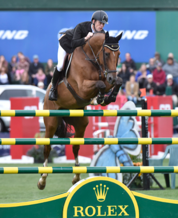 Scott Brash / Rolex