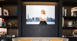 """JAEGER-LECOULTRE CELEBRATES: """"TWO WORLDS"""" A PHOTOGRAPHIC EXHIBITION OF SARAH GADON BY CAITLIN CRONENBERG"""