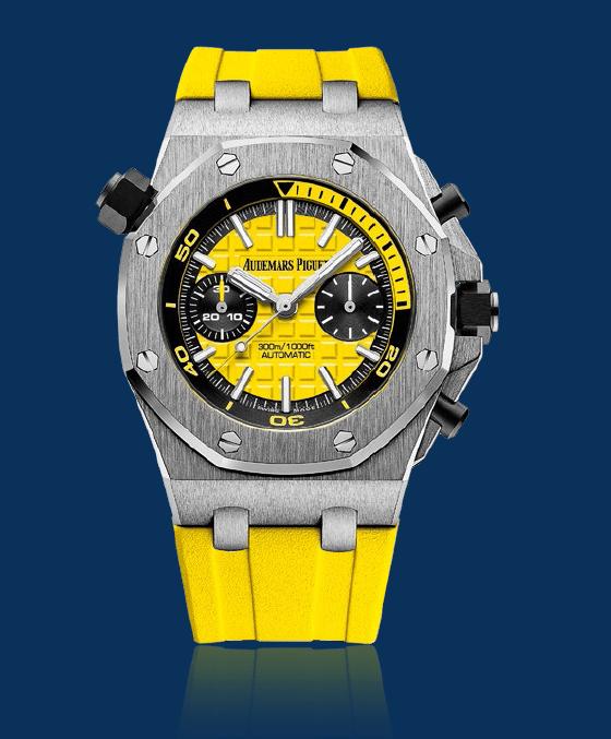 Royal Oak Offshore Diver Cronografo3