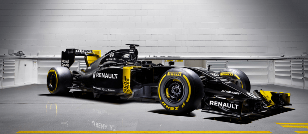 Bell Ross F1 Renault-5