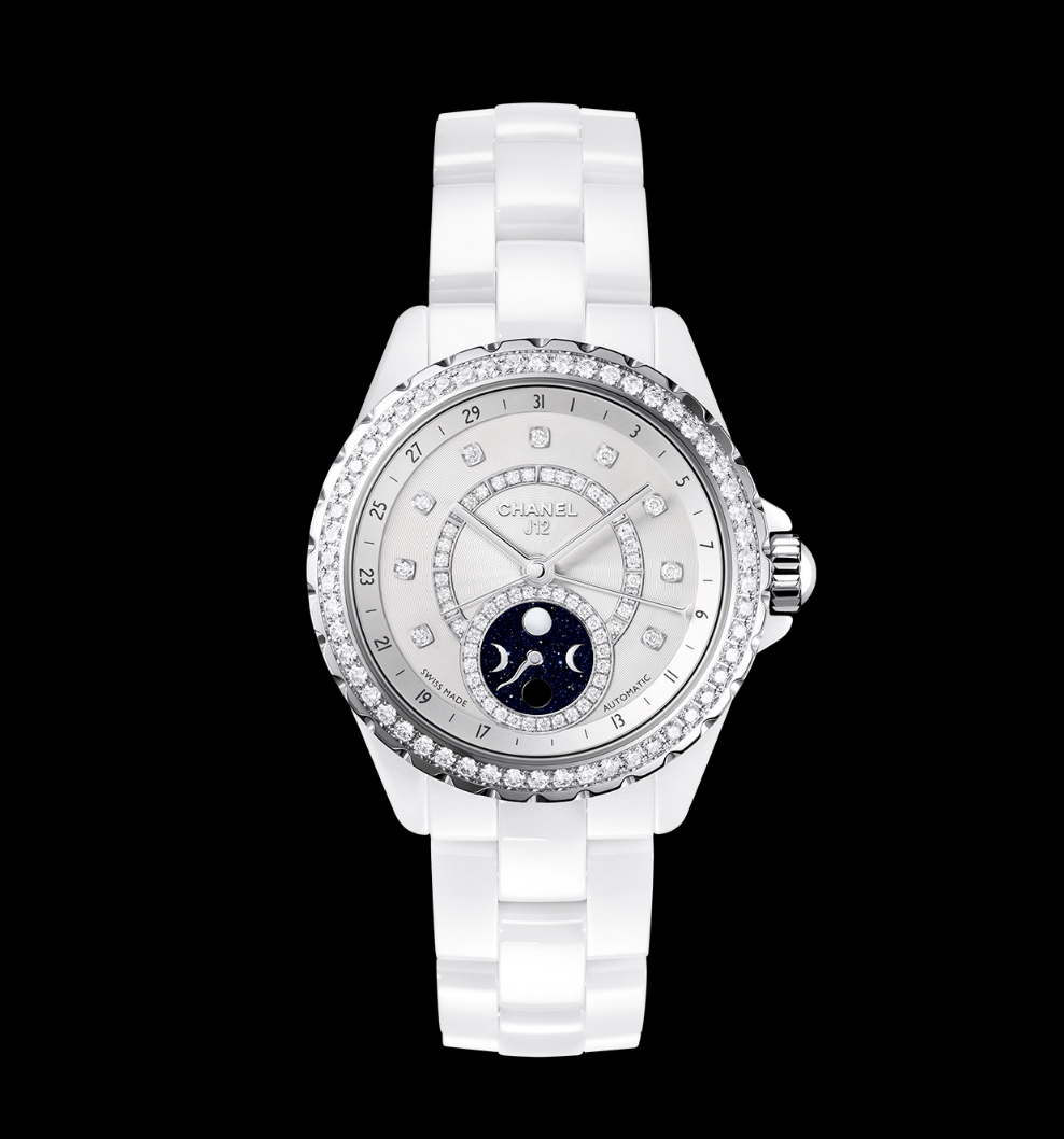 j12 moonphase chanel