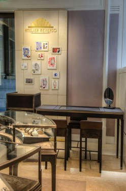 Atelier Reverso Boutique Jaeger-LeCoultreVendome@Charly Hel