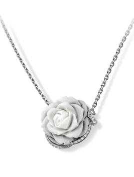 High Jewellery La Rose de la Reine-4