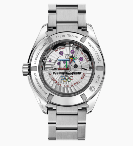 OMEGA Pyeongchang 2018 Limited Edition