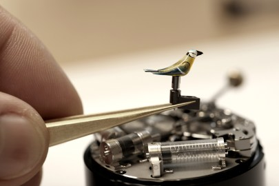 The Charming Bird Jaquet Droz2