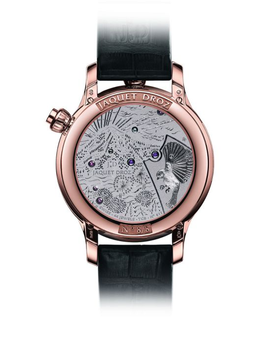 The Charming Bird Jaquet Droz6