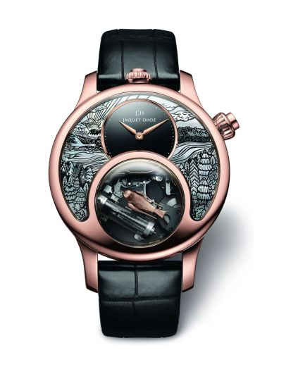 The Charming Bird Jaquet Droz8