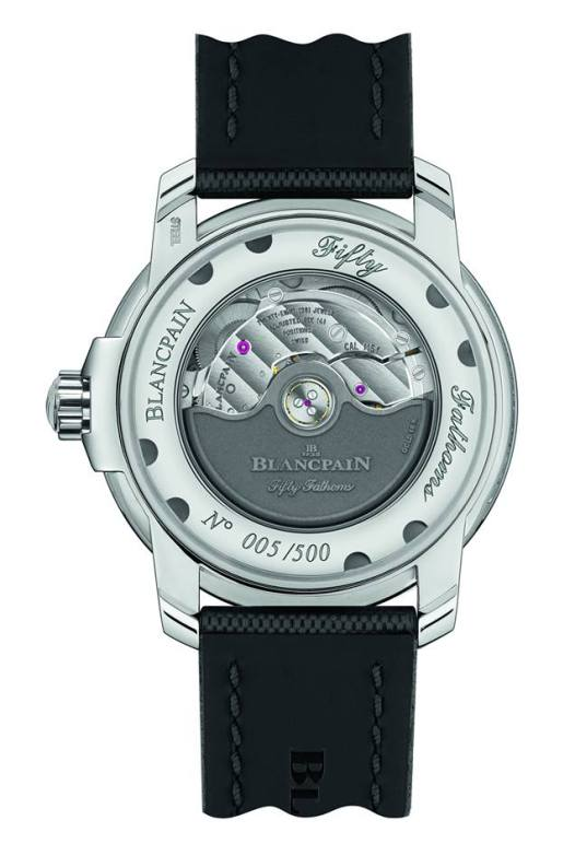 Blancpain Tribute to Fifty Fathoms MIL-SPEC-2