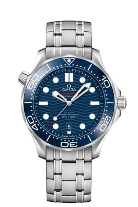 Omega-The Seamaster Diver 300M-Baselworld-2018-