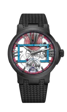 Executive Skeleton Tourbillon Hyperspace-4