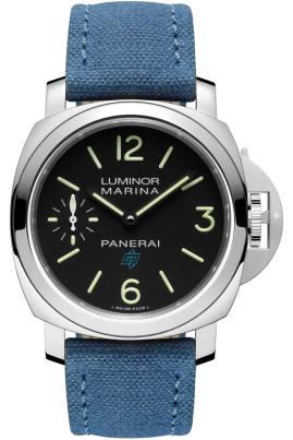 PANERAI - LUMINOR BASE LOGO 3 DAYS ACCIAIO - 44mm-29