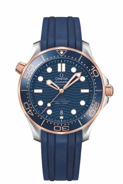 OMEGA Seamaster Diver 300M-17