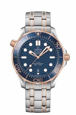 OMEGA Seamaster Diver 300M-4