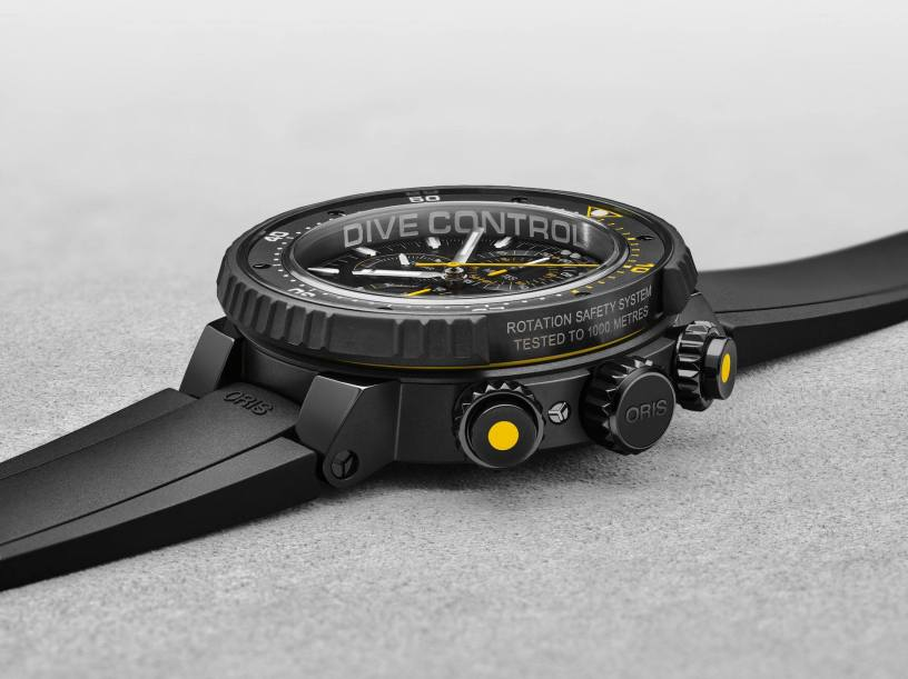 Oris ProDiver Dive Control Limited Edition-2019-Watches-World-4