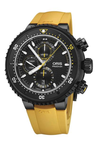 Oris ProDiver Dive Control Limited Edition-2019-Watches-World-5