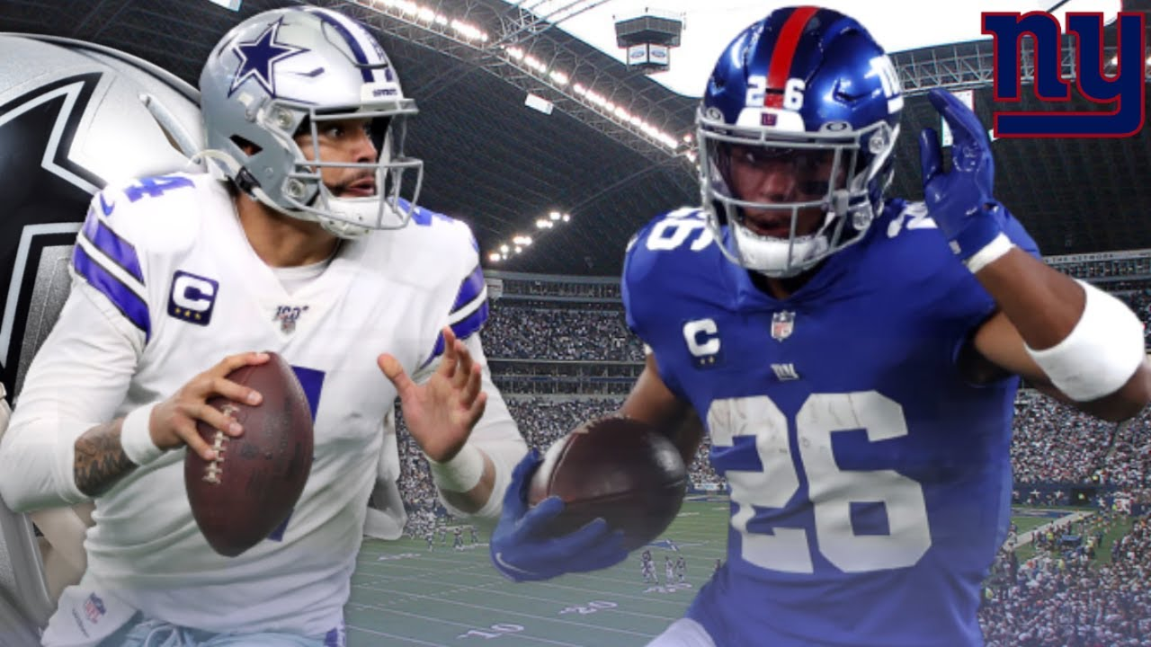 Ten thoughts on the cowboys vs. The Dallas Cowboys vs. NY Giants game preview: Five things ...