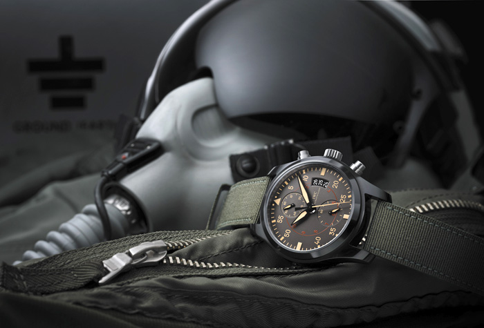 SIHH 2012 Preview: IWC New Pilot Watch Collection (3/3)