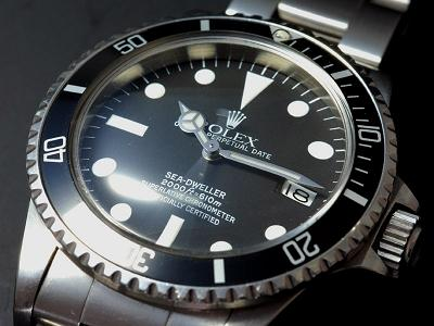 Why I don't collect vintage Rolex watches