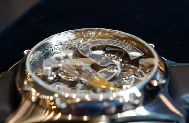 Nord Zeitmaschine Freesdial GMT