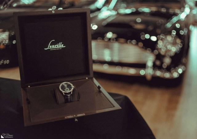 Lonville and Aston Martin