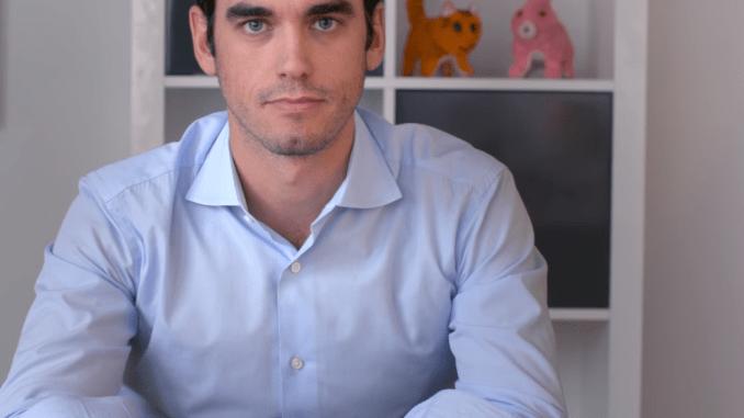 Edouard Meylan, CEO H. Moser & Cie
