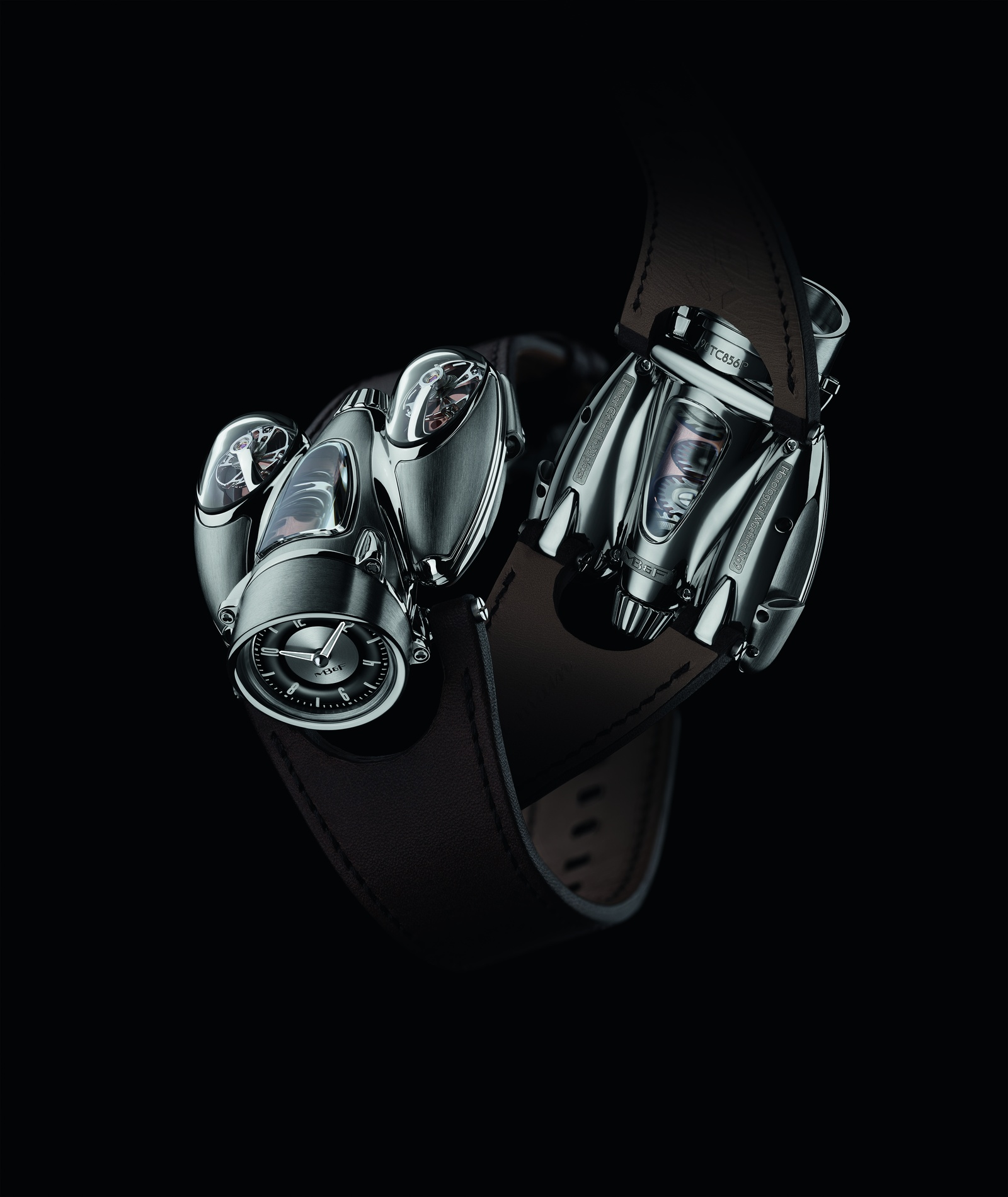 MB&F Horological Machine N°9 'Flow' HM9