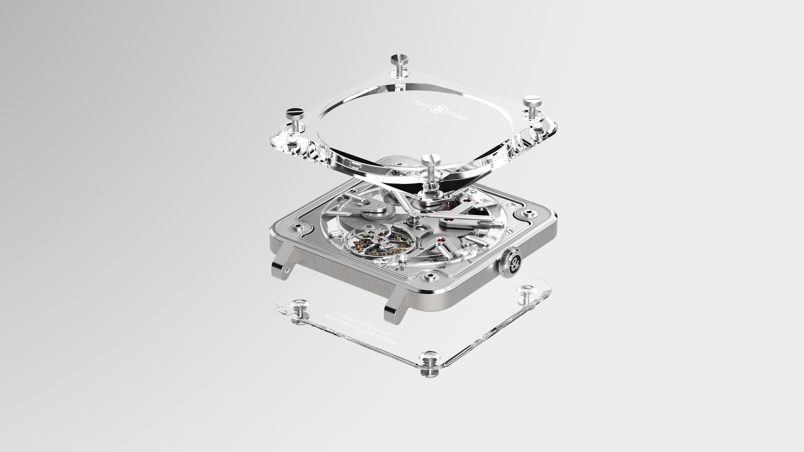 Bell & Ross BR X2 Skeleton Tourbillon Micro-Rotor