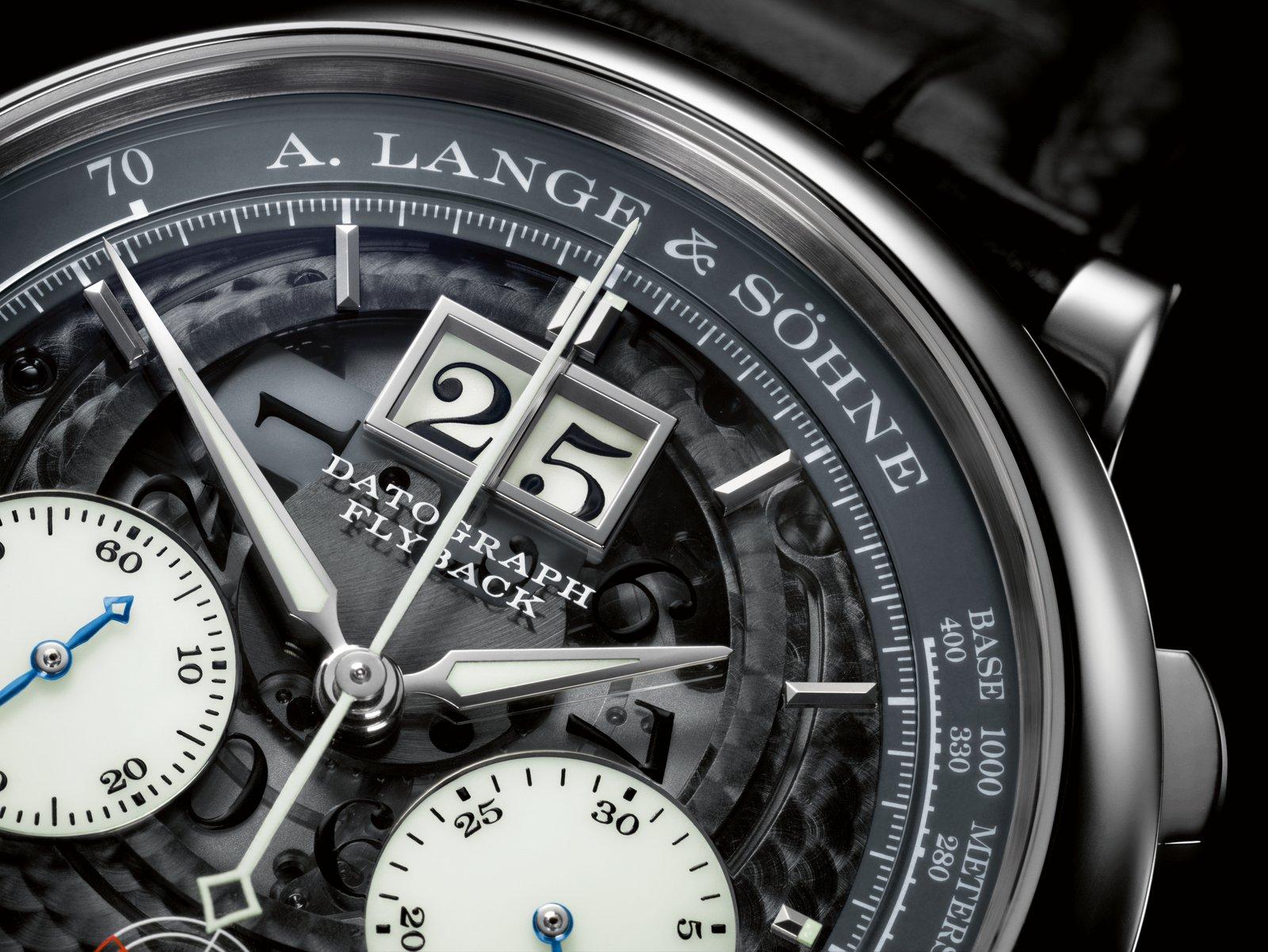 "A. Lange & Söhne Datograph Up/Down ""Lumen"""