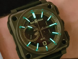 Bell&Ross BR-X1 Military Lume