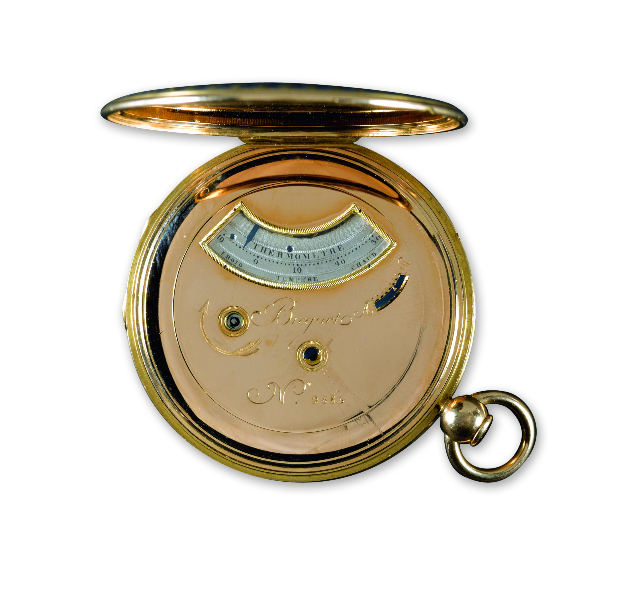 Breguet No. 2585 Louvre Collection