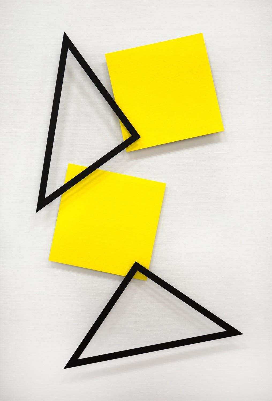 """Dynamic Structures"" by Willem van Weeghel"
