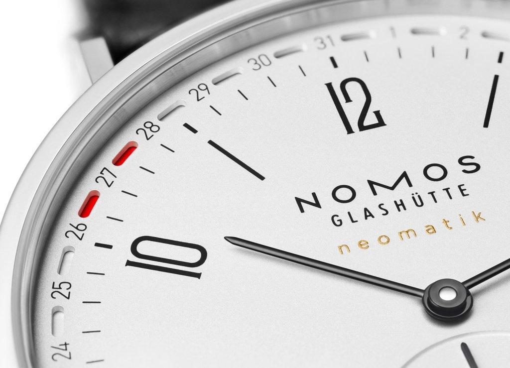NOMOS Tangente Neomatik 41 Update GPHG