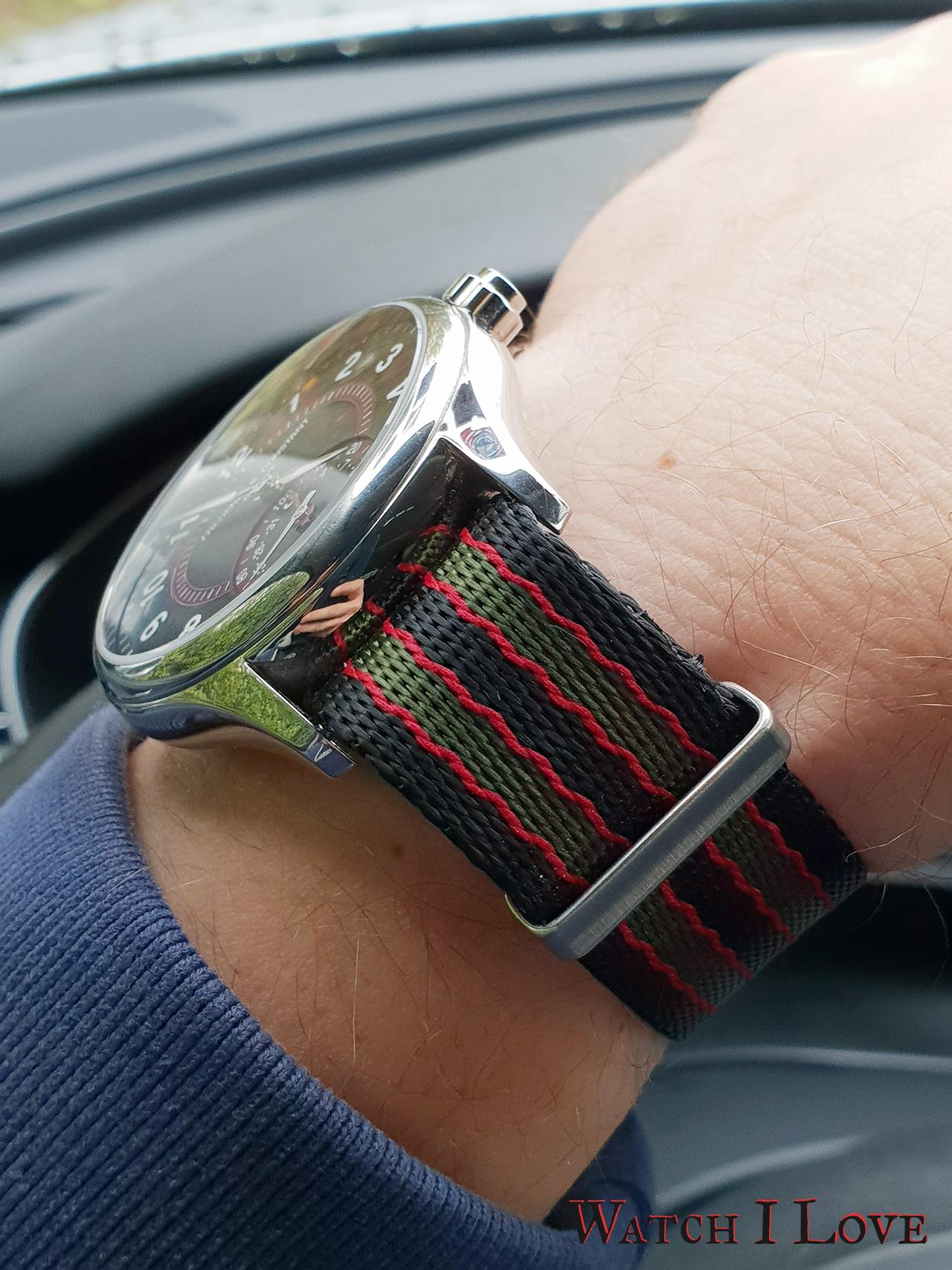 Watchband Nato Strap Bond | WB Original